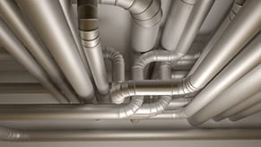 Air duct and dryer vent cleaning services by Milwaukee Area Carpet Cleaning.