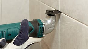 Professional Grout Repair Services