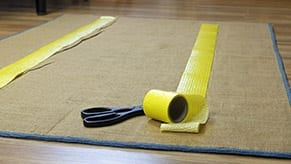 Carpet Repair Services by Milwaukee Area Carpet Cleaning.