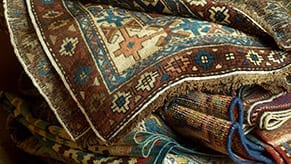 Oriental and area rug cleaning services by Milwaukee Area Carpet Cleaning.