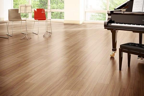 Luxury Vinyl Floor Cleaning Services